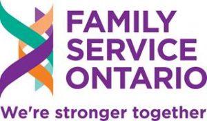 Family Service Ontario Logo