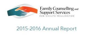 2015 2016 Annual Report Button Family Counselling and Support Services for Guelph Wellington