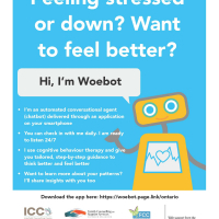 FCSSGW Launches Innovative Mental Health Tool Woebot