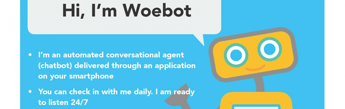 Woebot Labs adds COVID-19 support through its mobile health chatbot